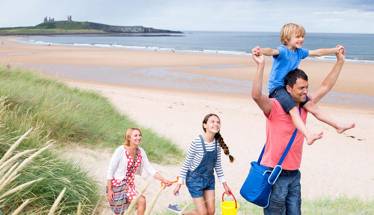 vacances manche plage famille village vacances