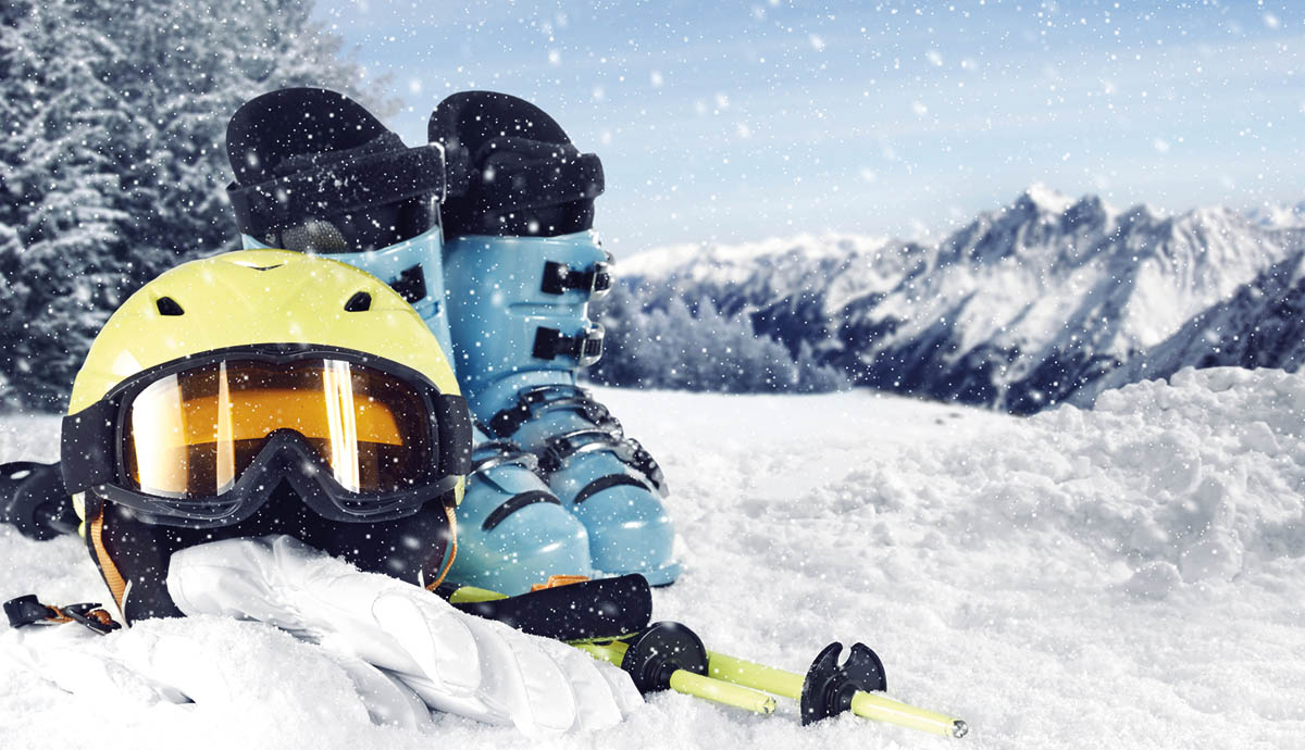 vacances pied de piste ski
