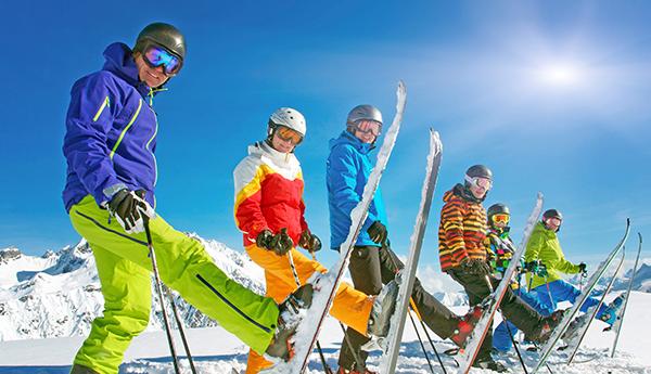 vacances ski alpin tout inclus