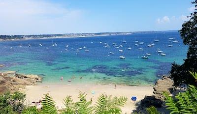 Vacances Cap France Bretagne été