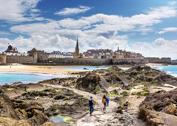vacances famille en Bretagne