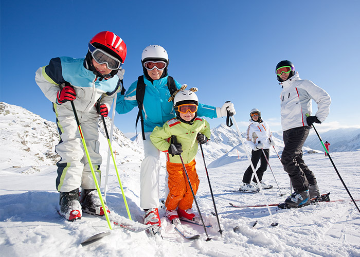 vacances hiver experience ski