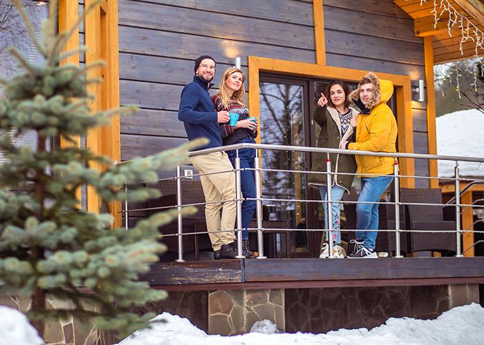 location vacances hiver