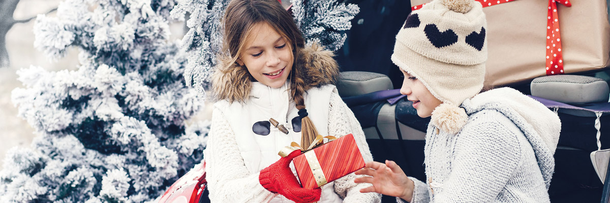 vacances noël enfants cadeau