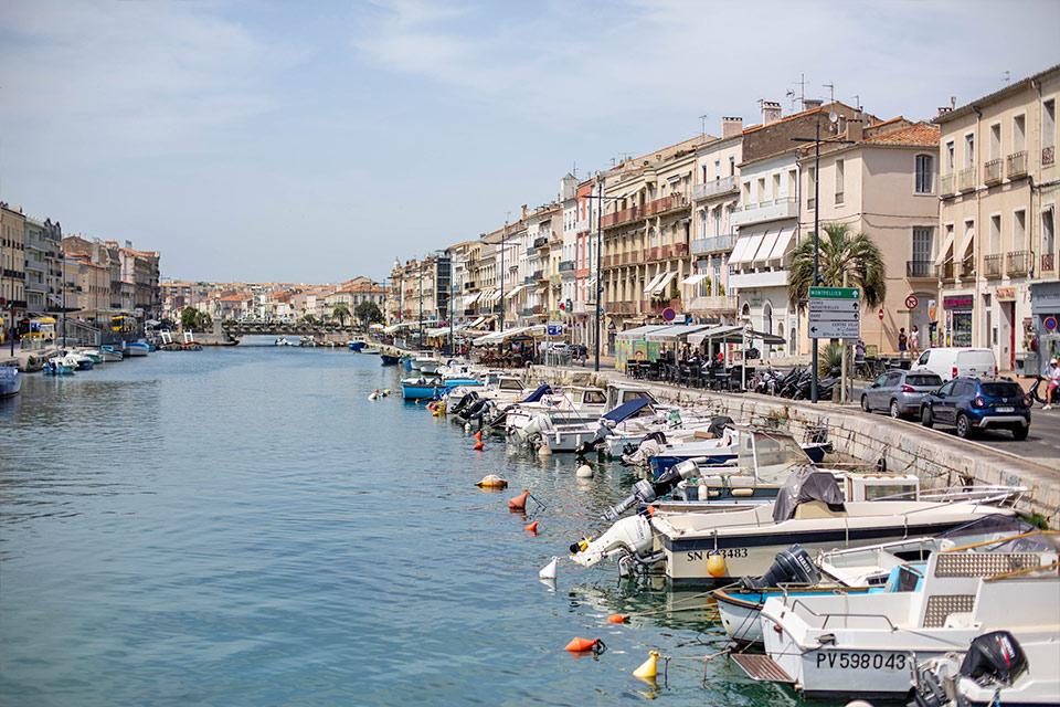 Sète, la Venise du Languedoc